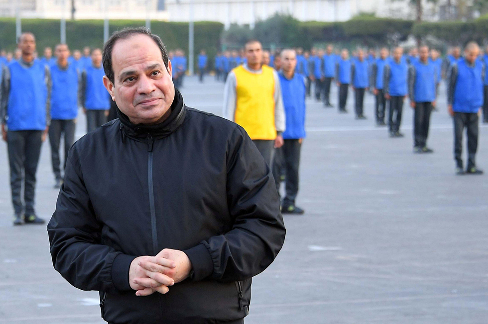 Egyptian President Abdel Fattah al-Sisi  (Photo: Reuters)
