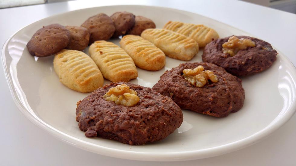 עוגיות טעימות במיוחד למשלוח מתחשב (צילום: אבירם פלג)
