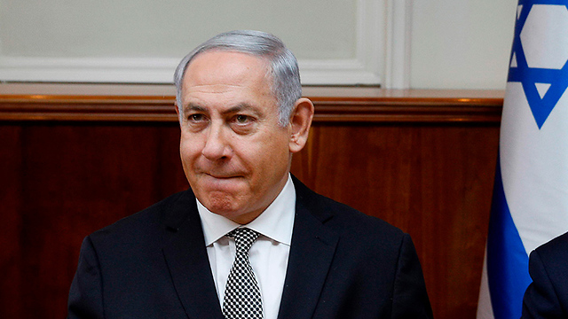 Netanyahu. Likud members are at odds over the next step he should take  (Photo: AFP)