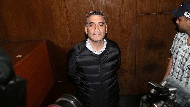 היועץ אלי קמיר (צילום: יריב כץ) (צילום: יריב כץ)