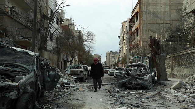 Just another dangerous chapter in the ongoing Syrian tragedy