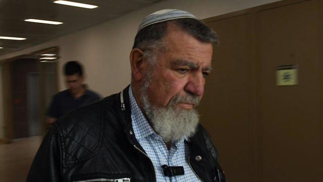 ראש המועצה האזורית שומרון לשעבר גרשון מסיקה (צילום: מוטי קמחי) (צילום: מוטי קמחי)
