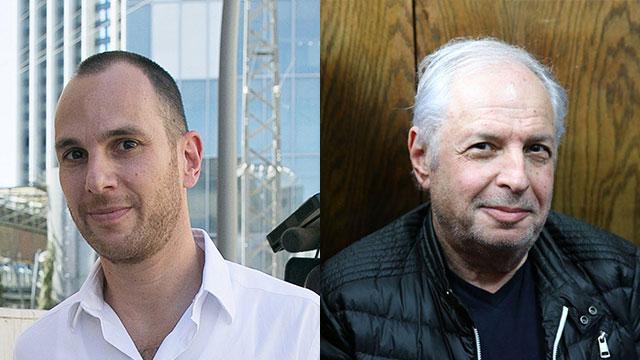 שאול ואור אלוביץ' (צילום: אוראל כהן, ירון ברנר)