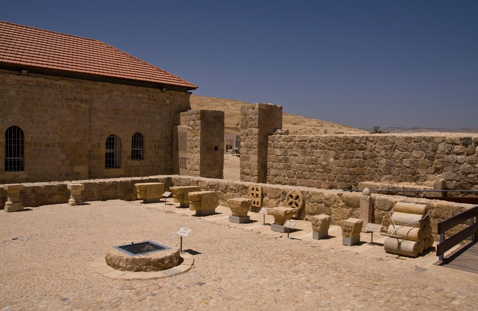 מוזיאון השומרוני הטוב (צילום: עמיר אלוני)