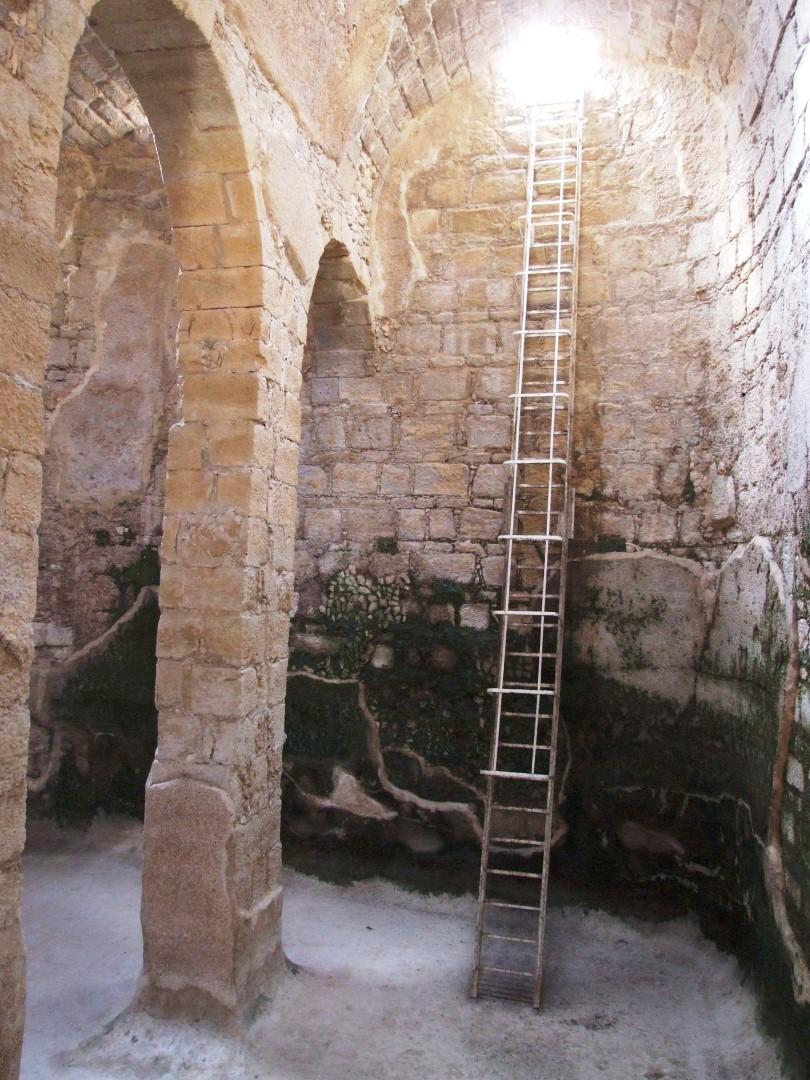 מנזר אוותימיוס  (צילום: אייל שפירא)