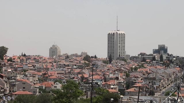 ירושלים. קוטג' 5 חדרים ברחוב פולוצקי נמכר ב-2.3 מיליון שקל (צילום: גיל יוחנן) (צילום: גיל יוחנן)