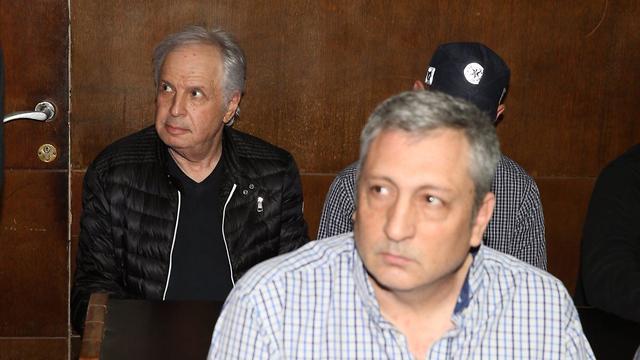 הארכת מעצר לחפץ ואלוביץ' בבית המשפט בתל אביב (צילום: מוטי קמחי) (צילום: מוטי קמחי)