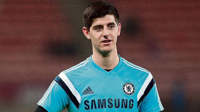 Thibaut Courtois. 'It all begins with education' (Photo: AP)