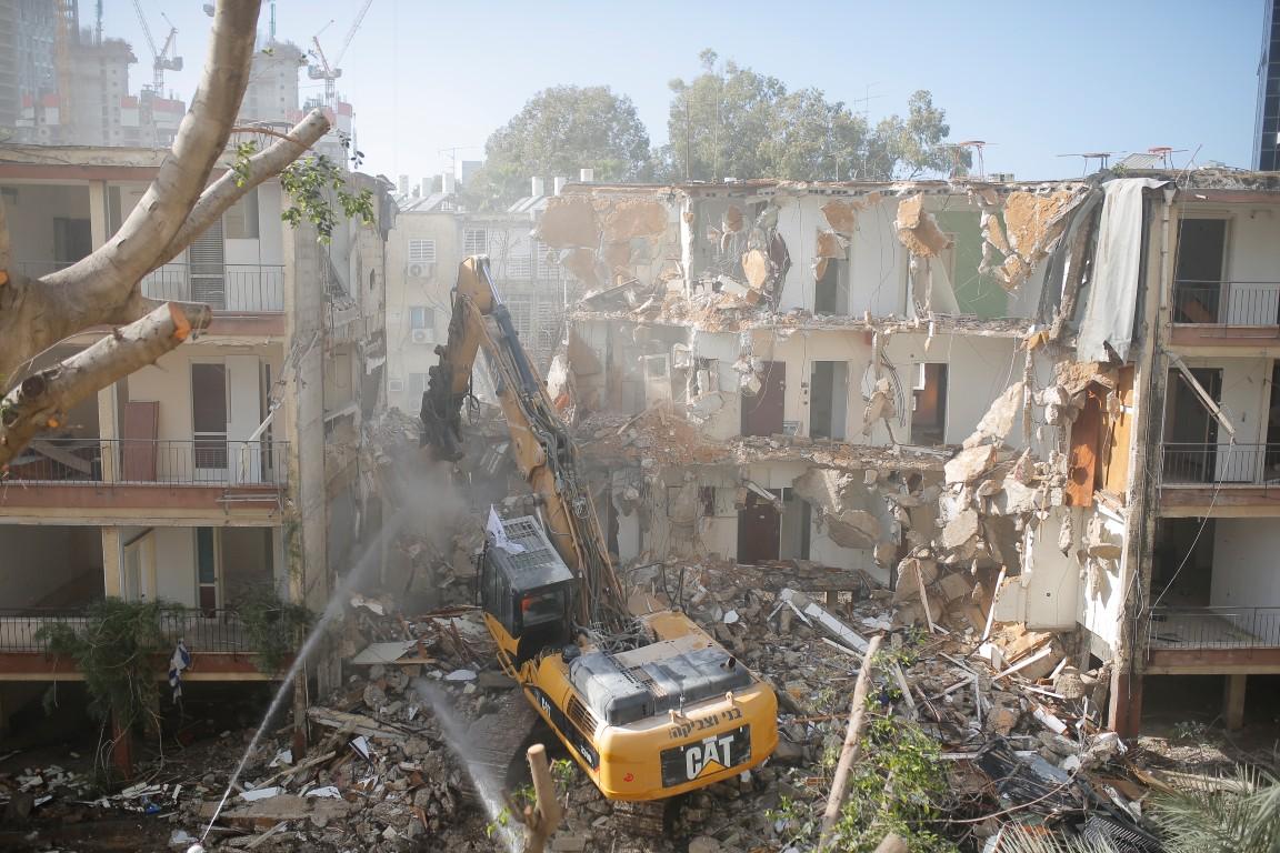 פינוי בינוי. אלפי דירות ייבנו בהליך מואץ (צילום: טל הפקות) (צילום: טל הפקות)