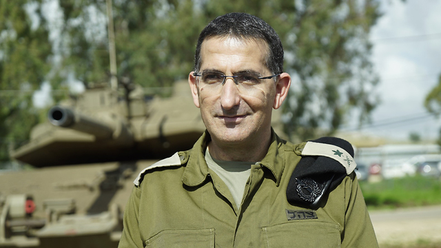 Maj. Gen. Kobi Barak (Photo: IDF Spokesmans unit)