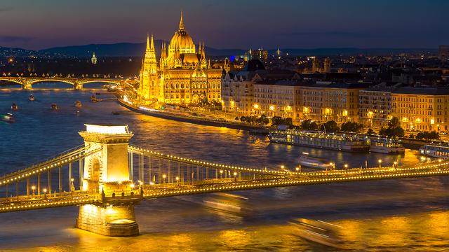 המקומות שחובה לראות בבודפשט (צילום: shutterstock) (צילום: shutterstock)