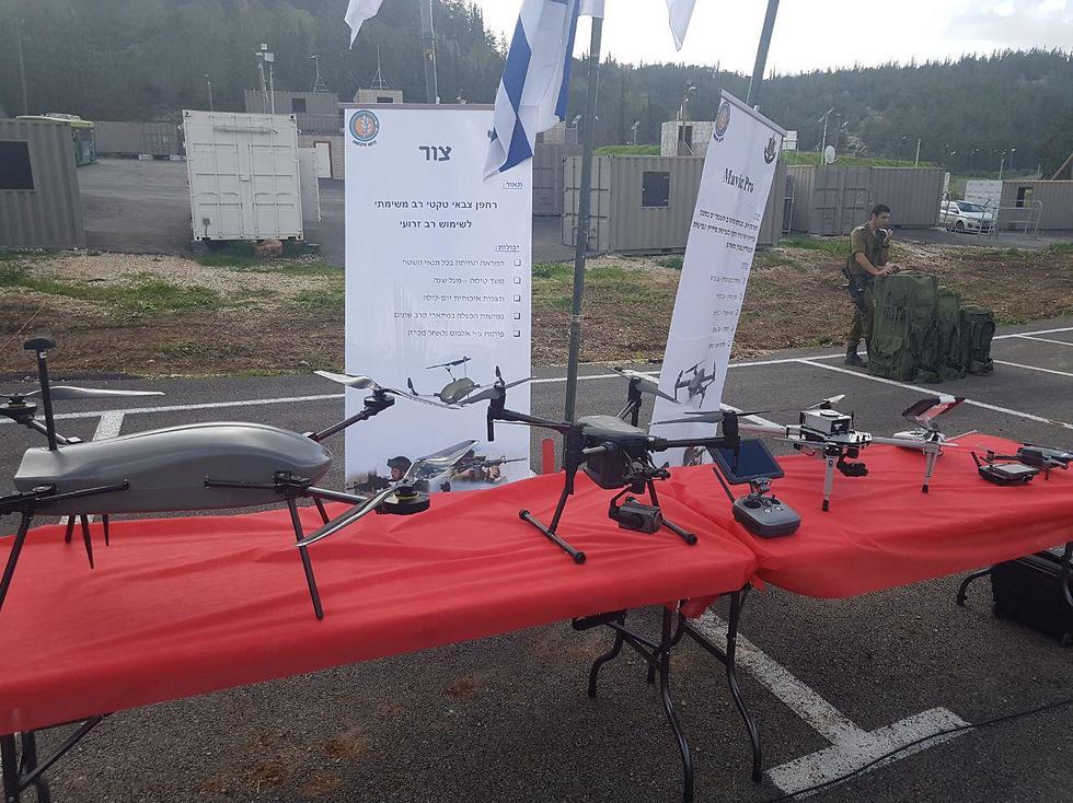 Drones unitaires