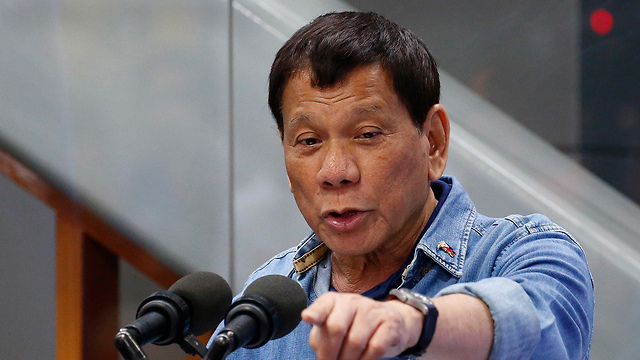 Philippines President Rodrigo Duterte (Photo: AP)