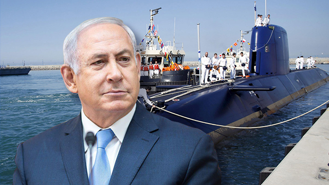 PM Netanyahu (Photo: Amil Salman, Reuters)