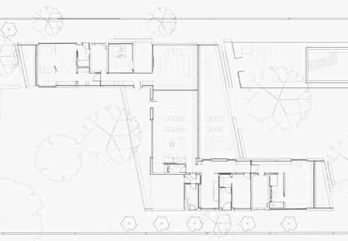 תוכנית הבית (תוכנית: רוני אלרואי אדריכלים)