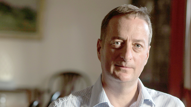 Посол Великобритании в Израиле Дэвид Куорри. Фото: Эли Атиас (Photo: Eli Attias)