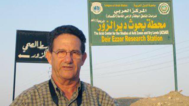 Ron Ben-Yishai in Deir ez-Zor