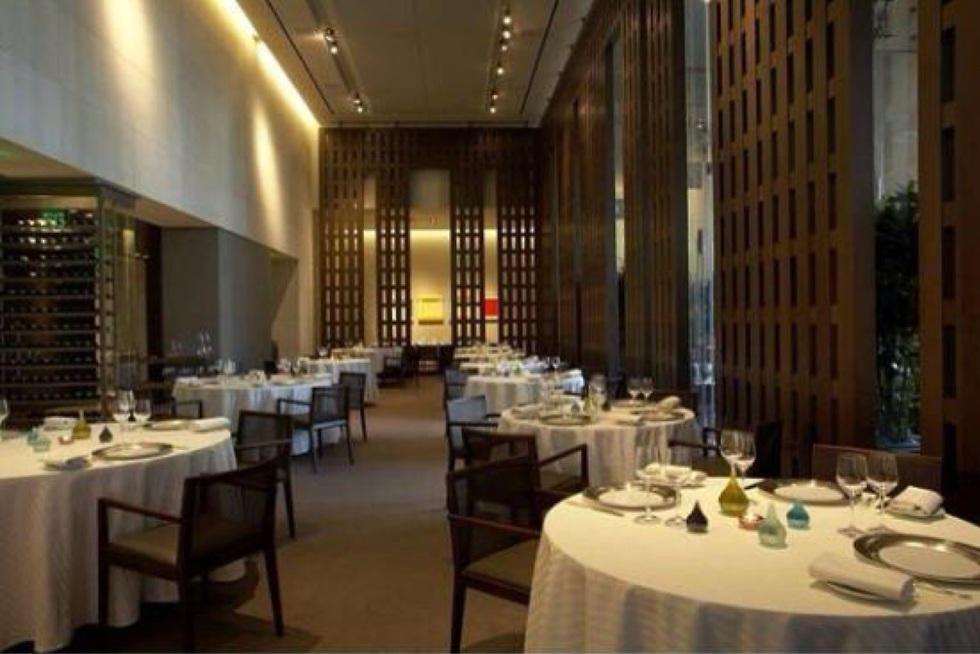 """מסעדת מישלן צרפתית עם נוף משגע (צילום: יח""""צ)"""