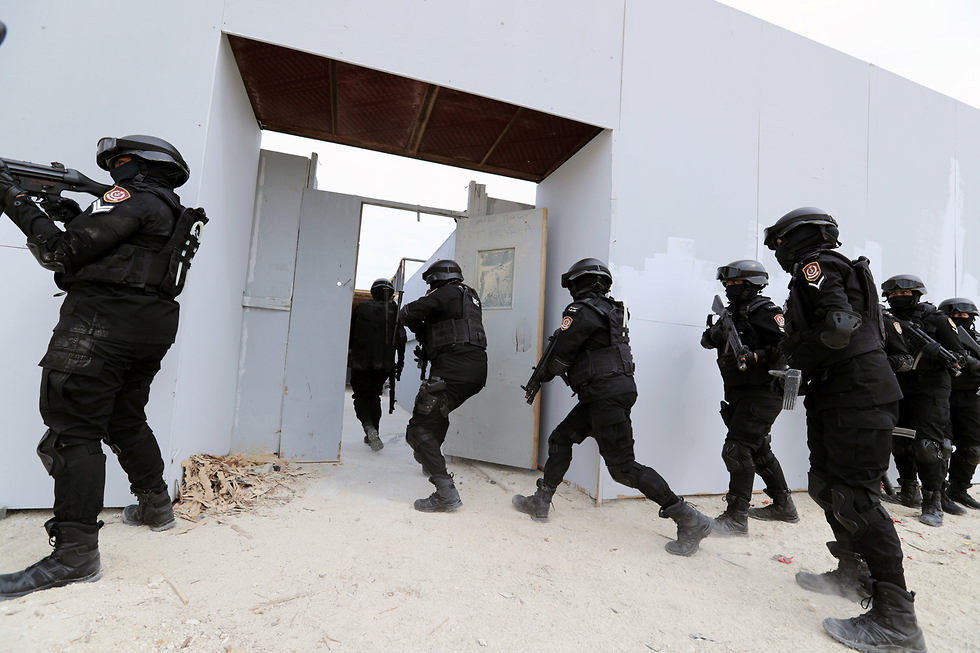 Bahrain Police (Photo: Reuters)