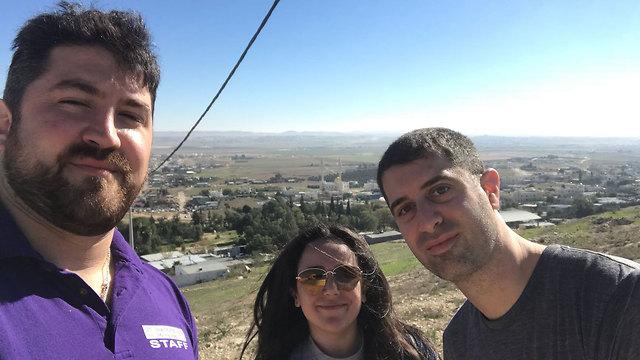 Yazdi on his visit to Israel