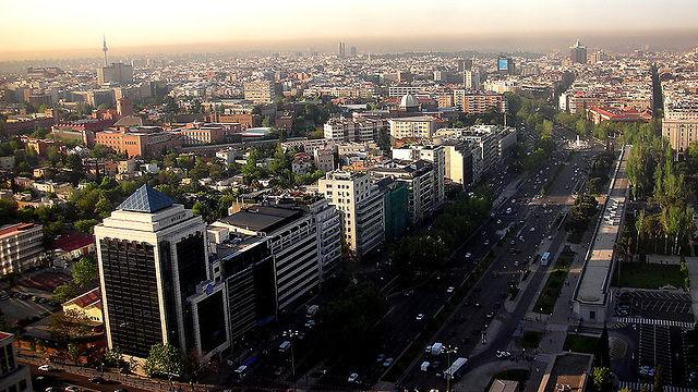 מבט על: שכונת סלמאנקה (צילום: AbEnrique Dans) (צילום: AbEnrique Dans)