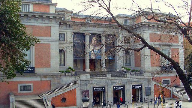 מהמפוארים והטובים בעולם: מוזיאון פראדו (צילום: Abi Skipp) (צילום: Abi Skipp)