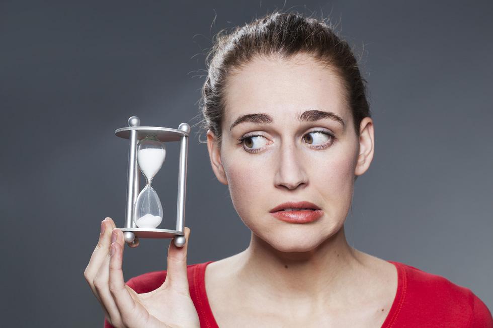 אחוזי הפוריות צונחים משמעותית אחרי גיל 30. למטה -  פרסומות משכנעות של מרפאת הפוריות האמריקאית (צילום: Shutterstock)