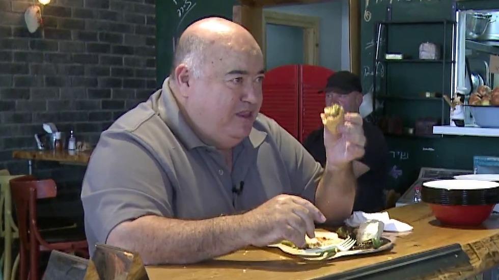 """ד""""ר שקשוקה במסעדת """"השוק"""" באשדוד ()"""