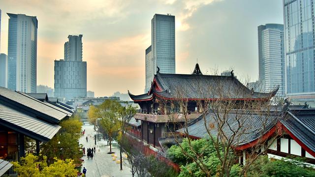 צ'נגדו, סין (צילום: שאטרסטוק) (צילום: שאטרסטוק)