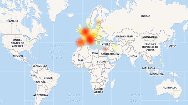 האיזורים הבעייתיים (צילום מסך)