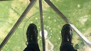 Тель-Авив у ваших ног: корзину воздушного шара оборудовали стеклянным полом