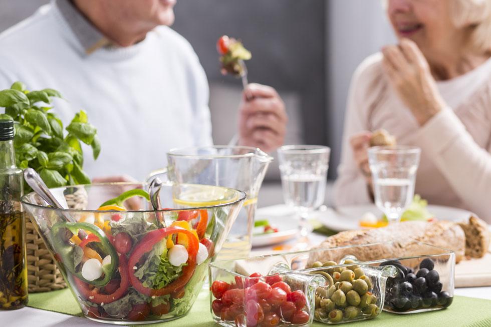 האנשים שחיים כך, לא רואים בה דיאטה, אלא פשוט אורח חיים רגיל (צילום: Shutterstock)