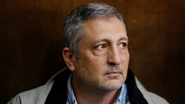 State's witness Nir Hefets (Photo: Reuters)