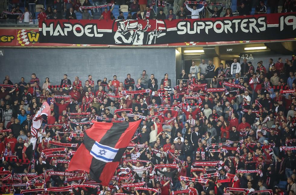 במועדון מקווים ל-12 אלף אוהדים בחצי הגמר (צילום: עוז מועלם) (צילום: עוז מועלם)