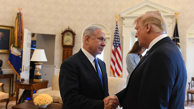 Netanyahu may like being compared to Trump, but this comparison is actually an insult to the Israeli prime minister (Photo: Haim Katz/GPO)
