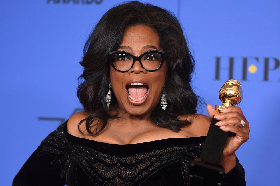 אופרה ווינפרי הכריזה כבר ב־2009 שהיא משתמשת בהורמונים האלה כדי לשפר את ההרגשה שלה (צילום: AP)