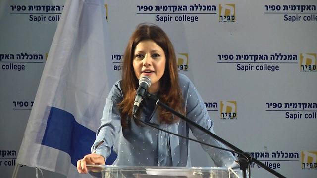 MK Orly Levy-Abekasis (Photo: Roee Idan)
