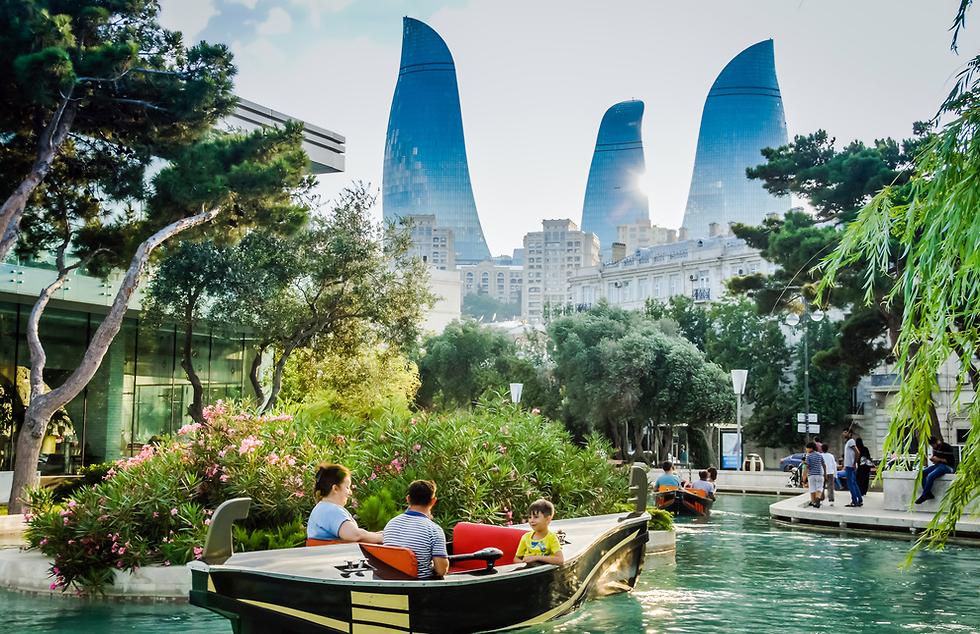 המקומות שכדאי להכיר בבאקו (צילום: shutterstock) (צילום: shutterstock)
