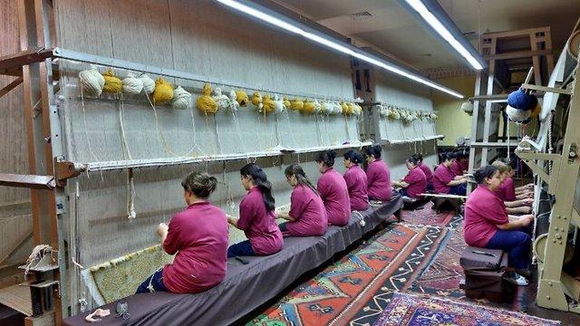 אחת ממסורות העם האזרי המפורסמות ביותר (צילום: עוזיאל עבודלייב) (צילום: עוזיאל עבודלייב)