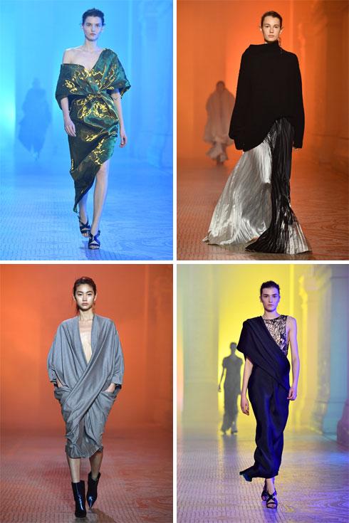 אחרי 88 שנים, תצוגת אופנה של פול פוארה (צילום: Gettyimages)
