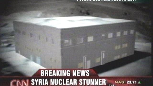 The al-Kibar nuclear reactor