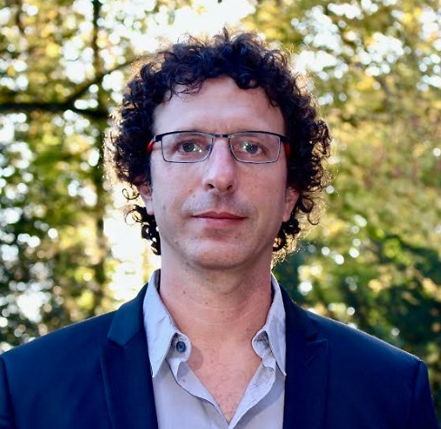 רן גולדשטיין (צילום: באדיבות רופאים לזכויות אדם)