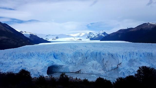 הקרחון המתנפץ (צילום: סער יעקובוביץ) (צילום: סער יעקובוביץ)