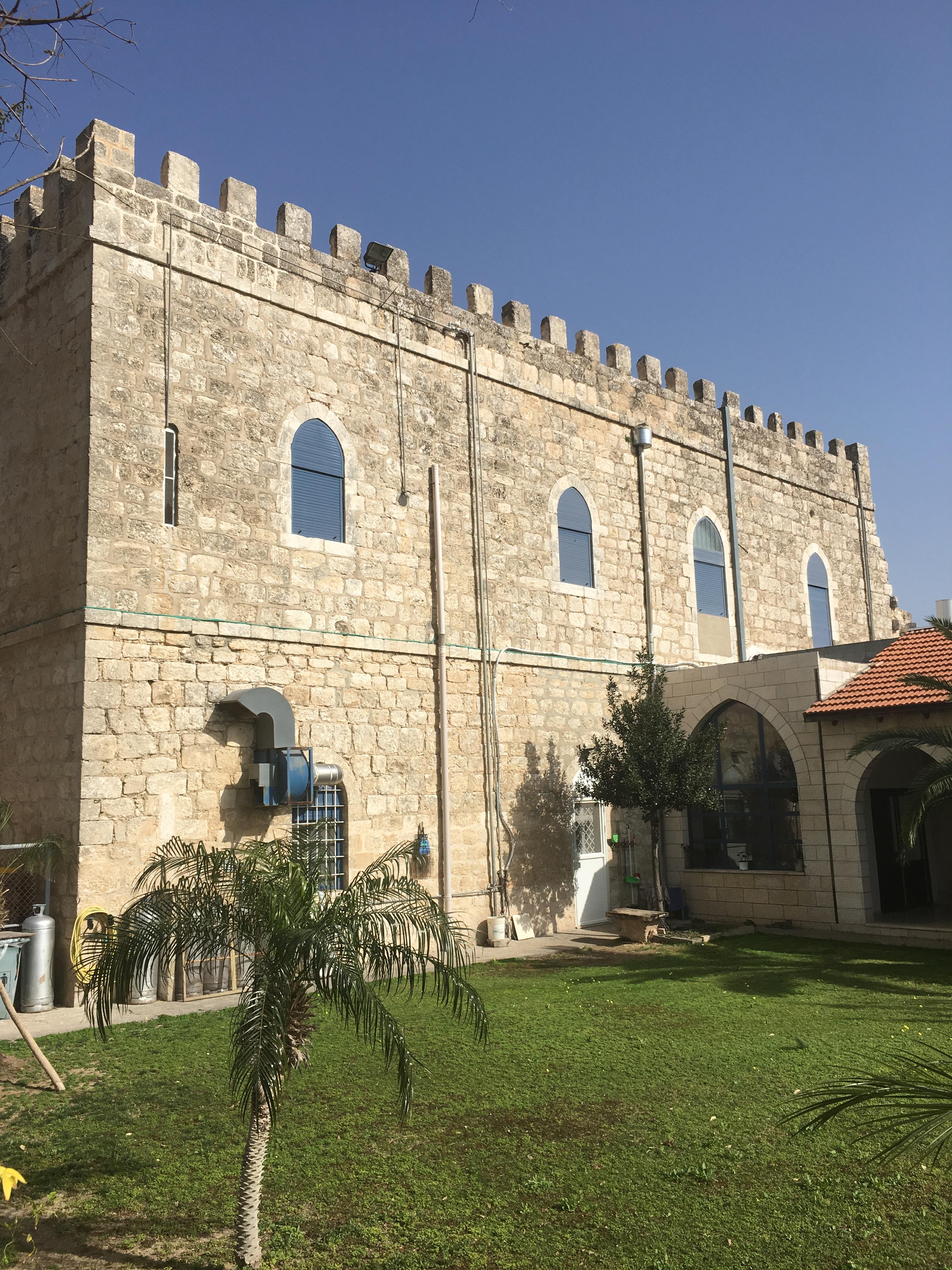 מנזר בית ג'מאל (צילום: יעל לרנר) (צילום: יעל לרנר)