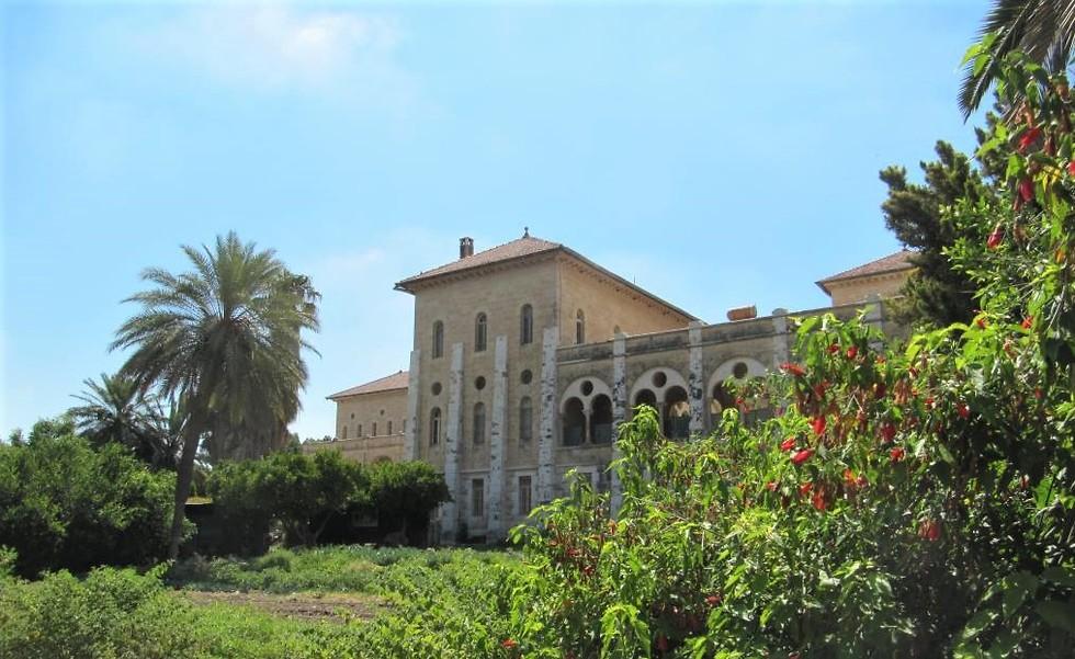 מנזר השתקנים (צילום באדיבות תיירות מטה יהודה) (צילום באדיבות תיירות מטה יהודה)