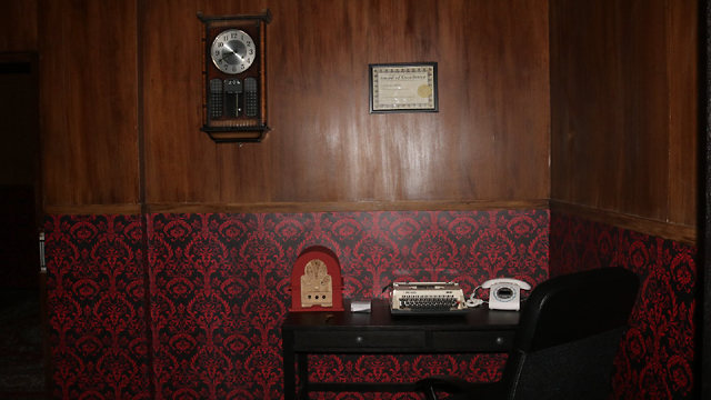 מתחם באווירה הנכונה (צילום: Escape Station) (צילום: Escape Station)