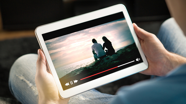 בכל בית. סטרימינג (אילוסטרציה: Shutterstock) (אילוסטרציה: Shutterstock)