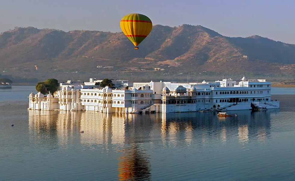 ארמון האגם, ג'ייפור (צילום: Depositphotos ) (צילום: Depositphotos )