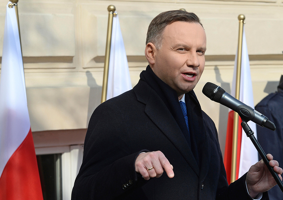 PresidentAndrzej Duda  (Photo: EPA)