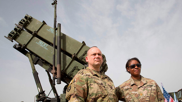 Air defense weapons (Photo: AFP)